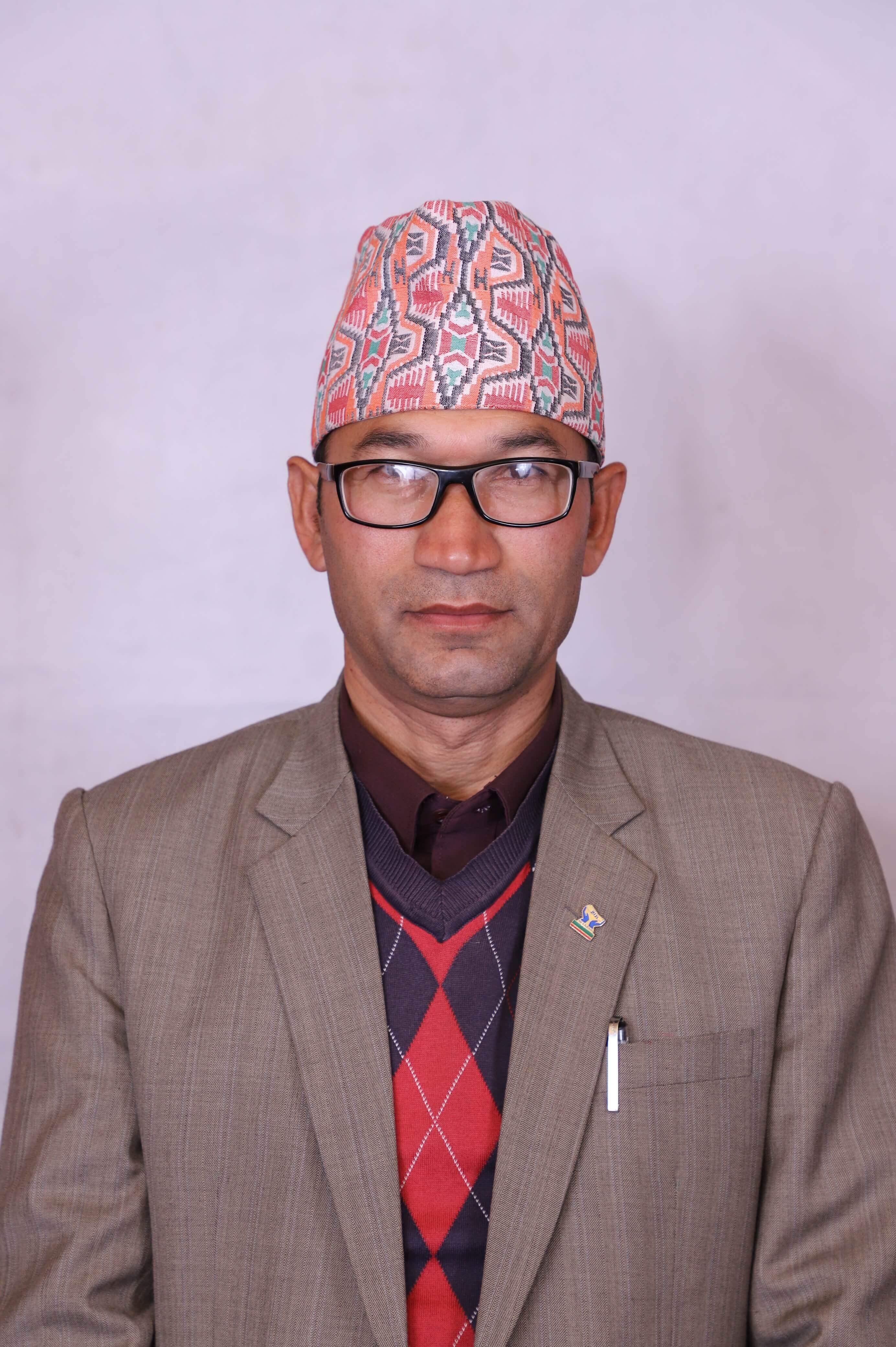 Mr. Nhuchhe Narayan Shrestha