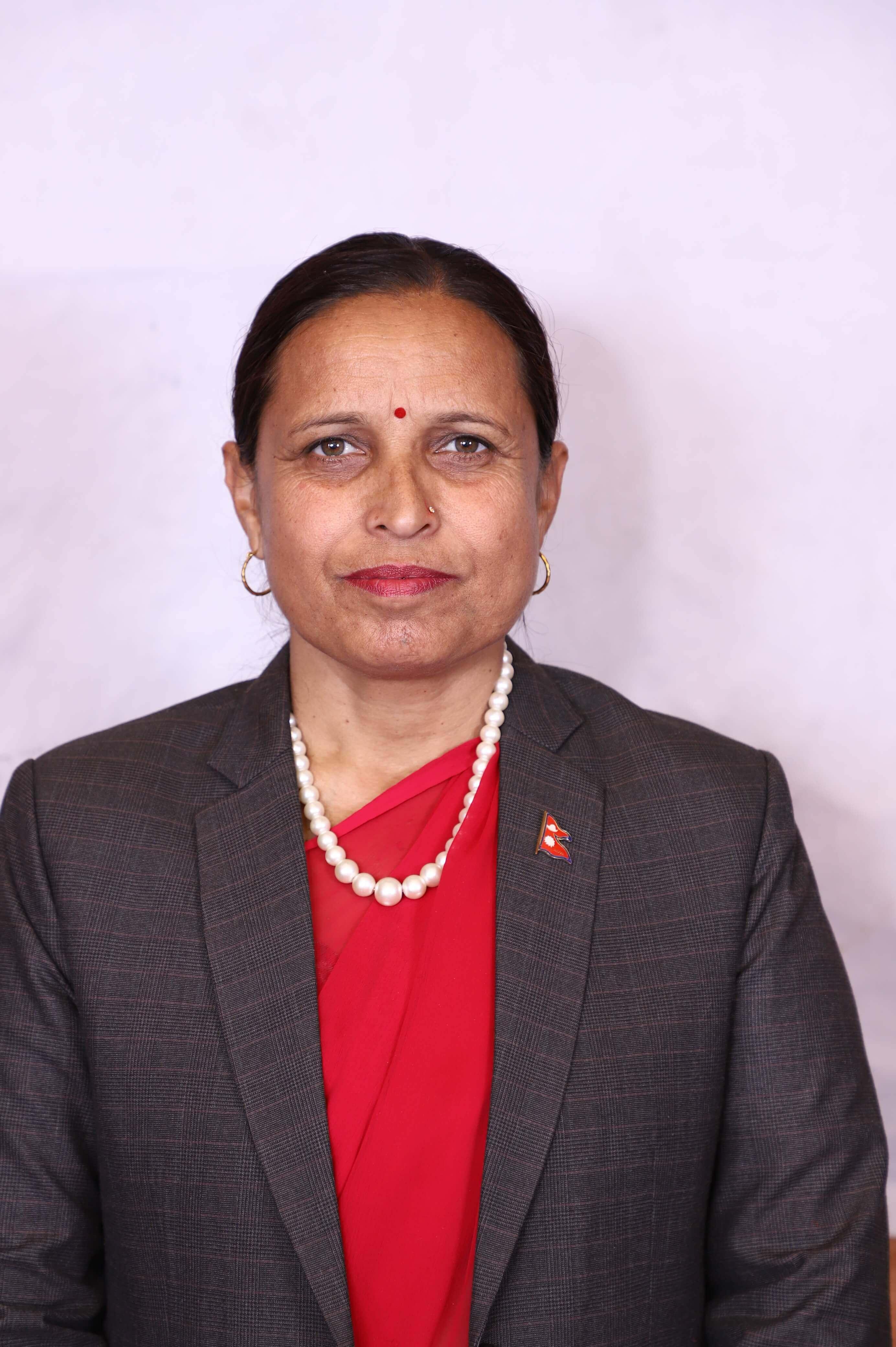Ms. Kamala Devi Giri