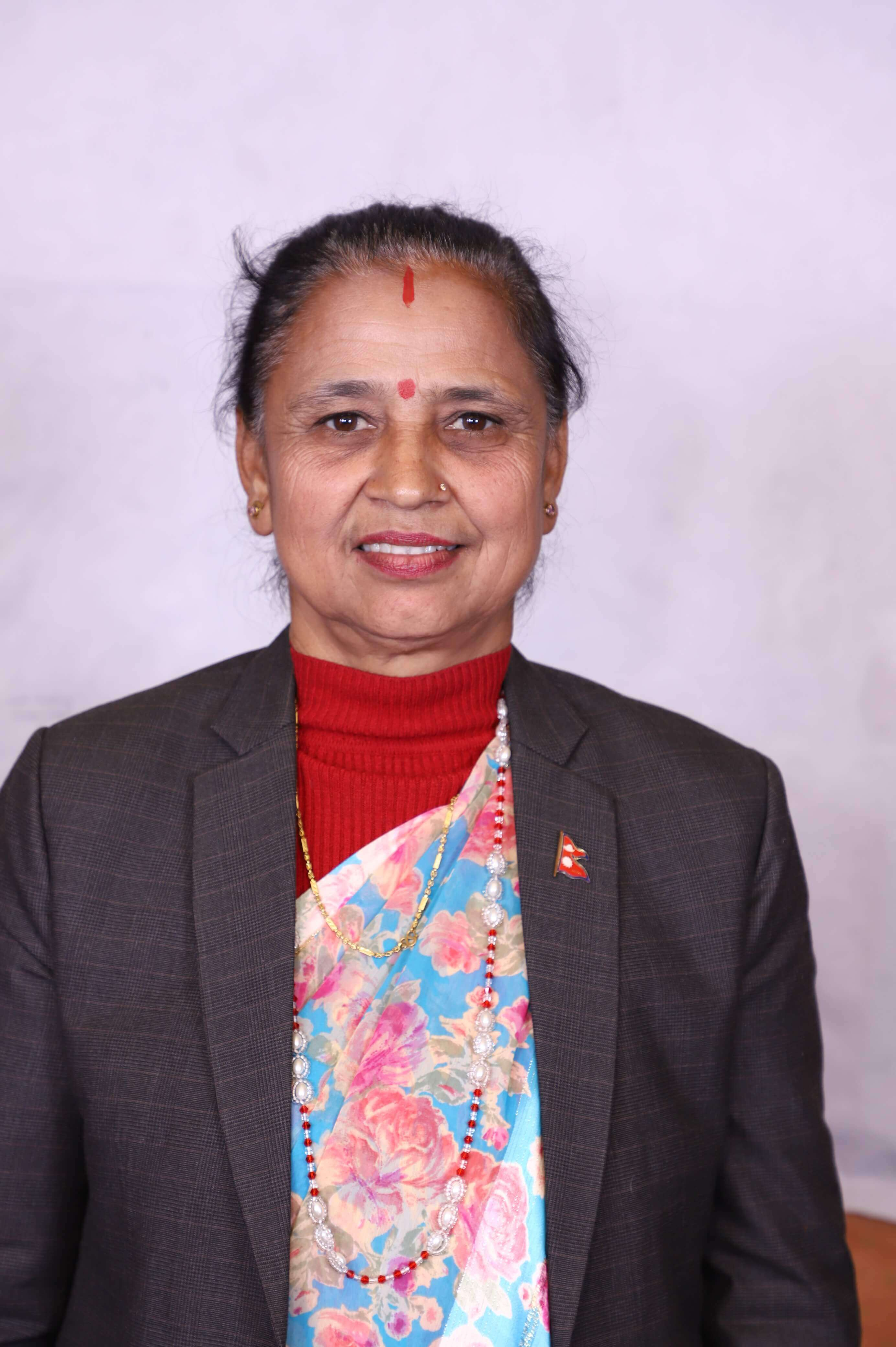 Ms. Mandra Mishra
