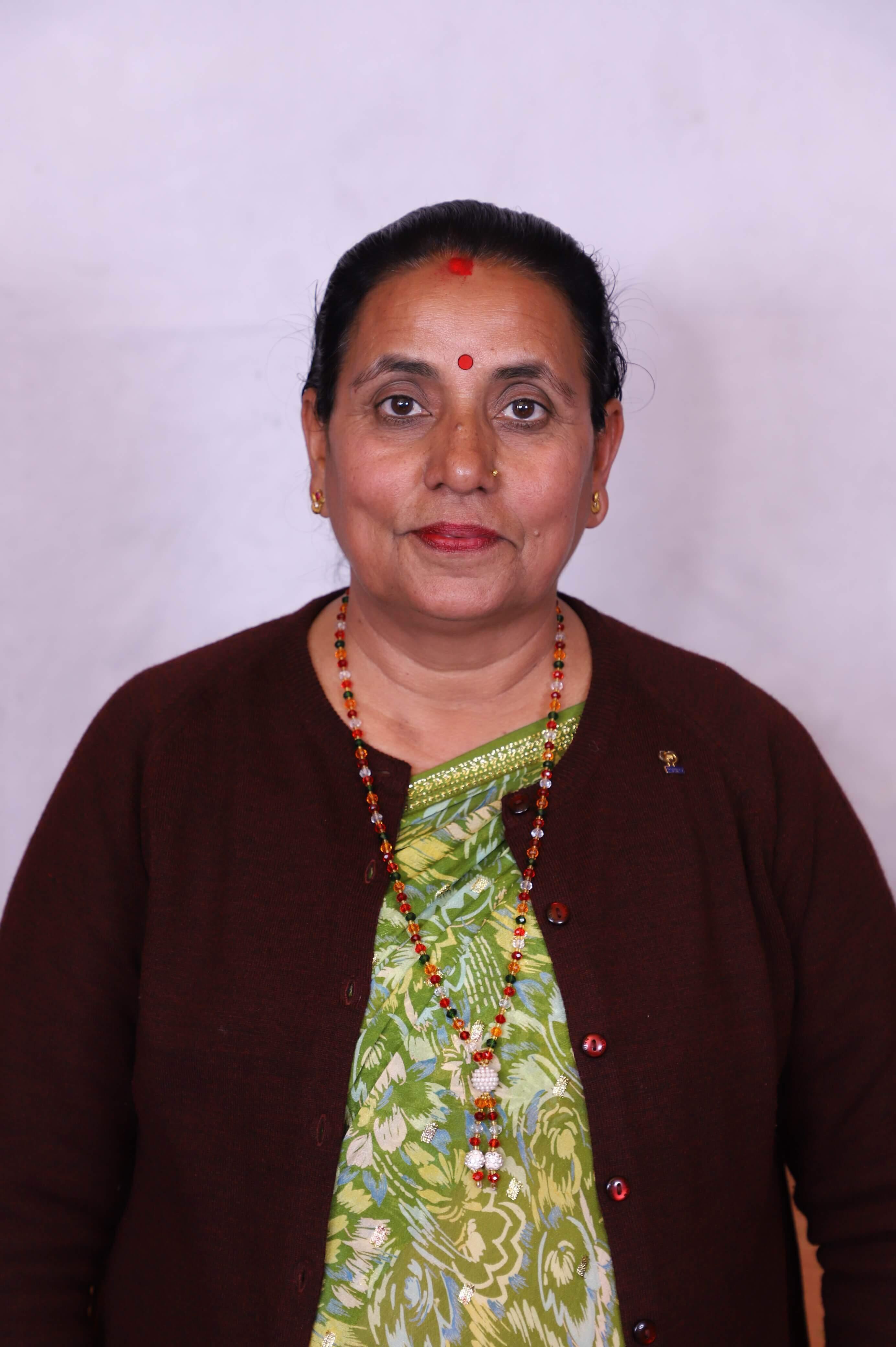 Ms. Bidhya Koirala