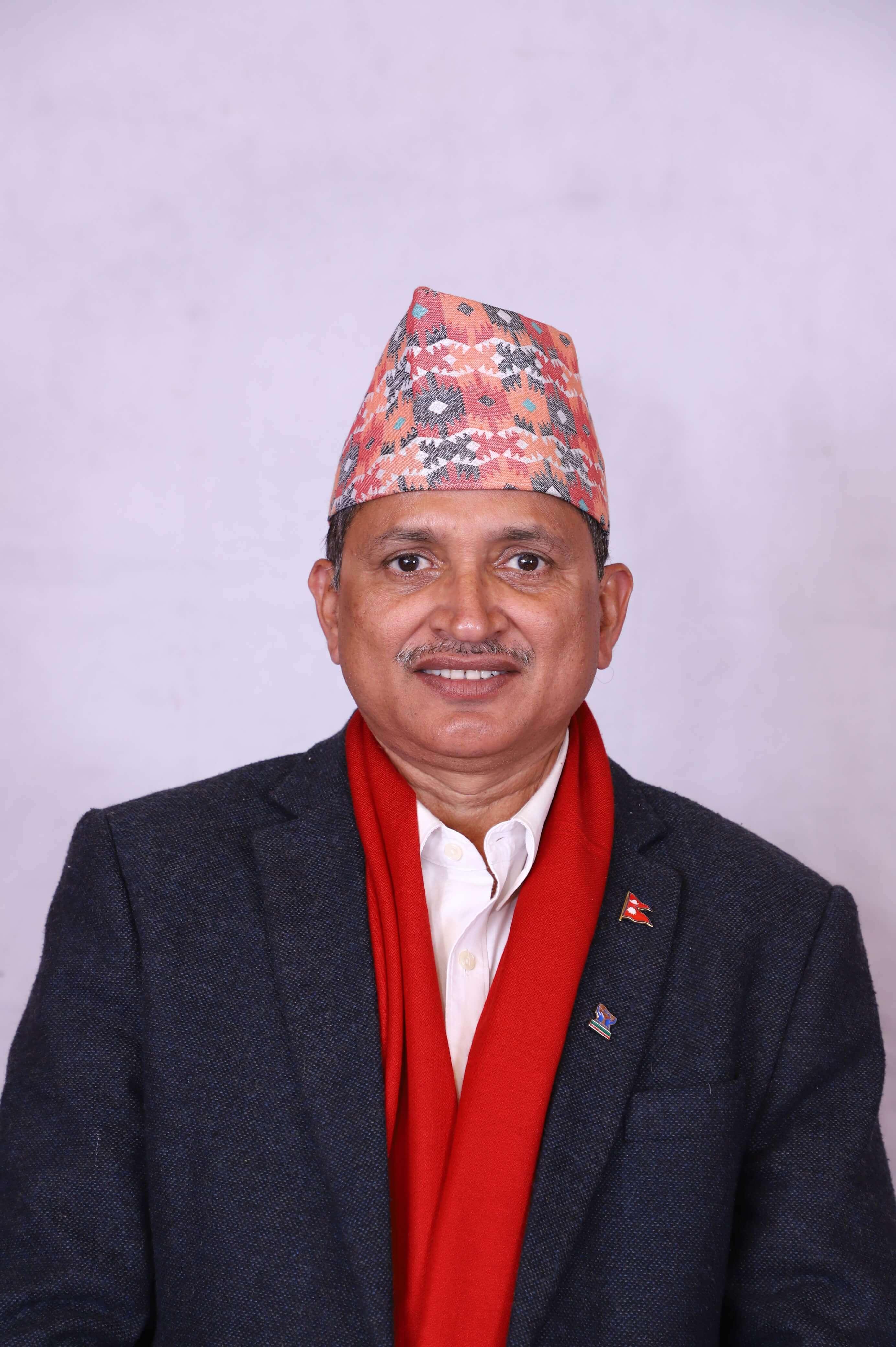 Mr. Nabaraj Sapkota