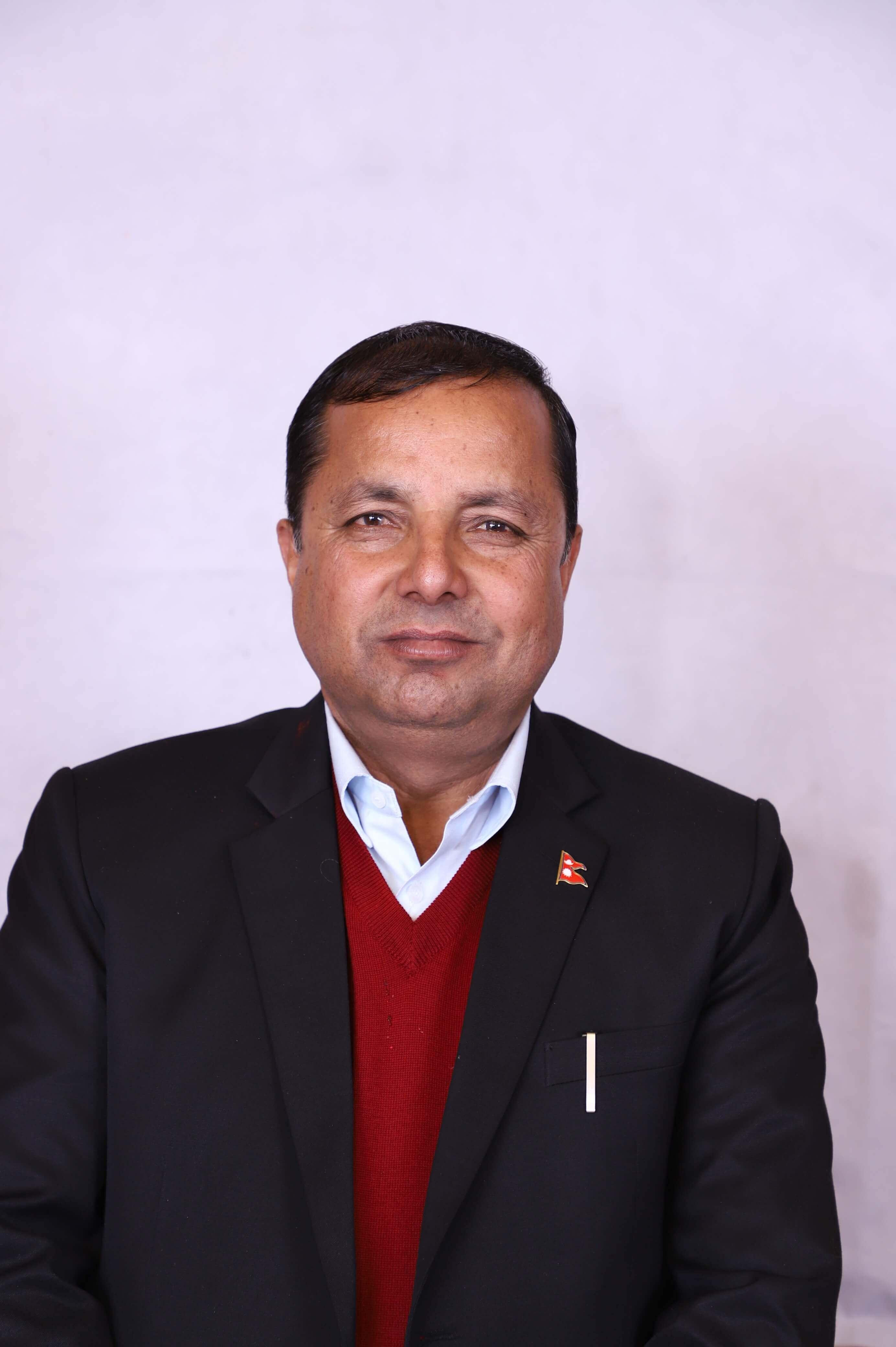 Mr. Damodar Adhikari
