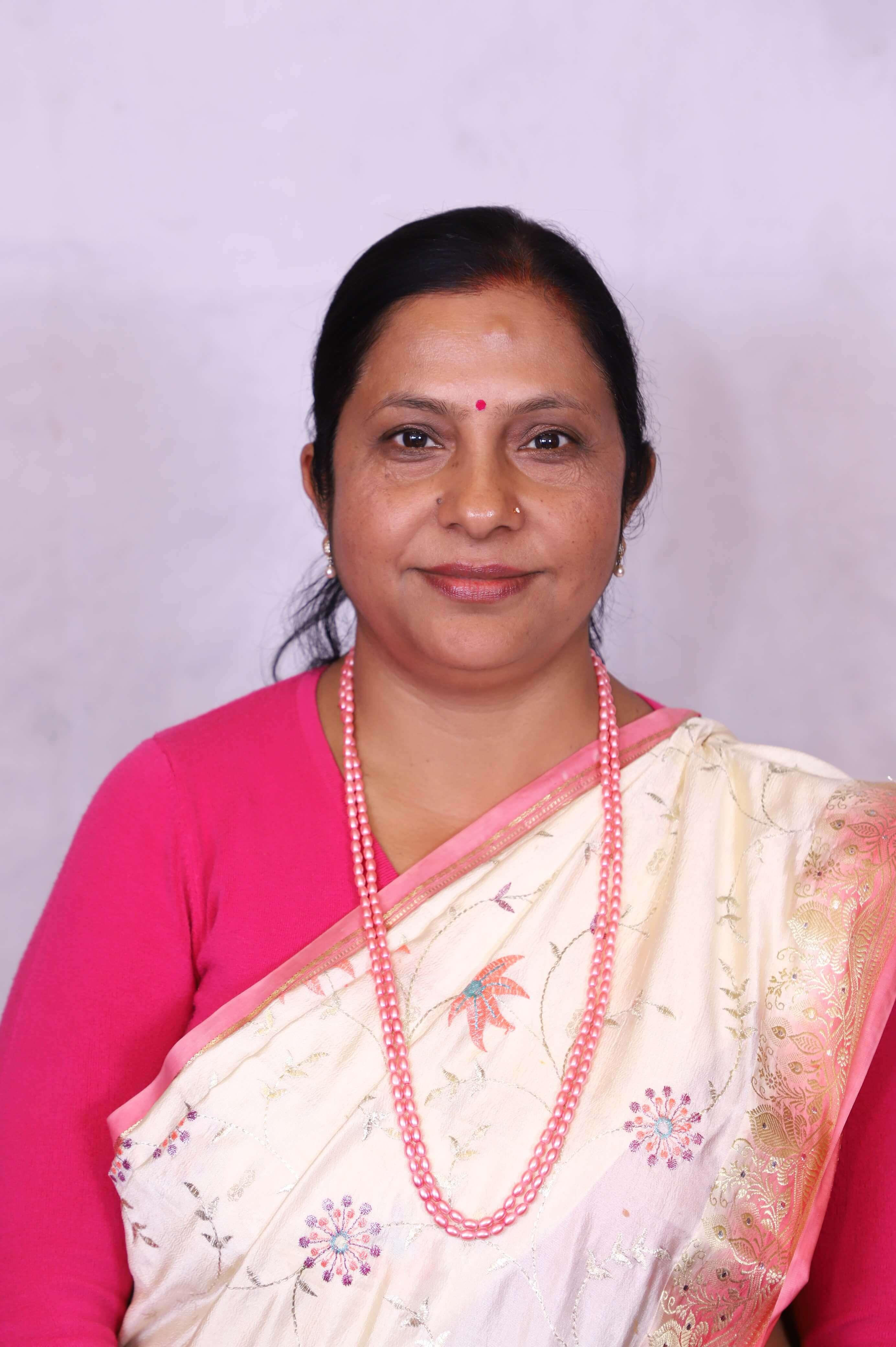 Ms. Goma Nepal